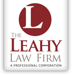 The Leahy Law Firm- A Professional Corporation - Logo
